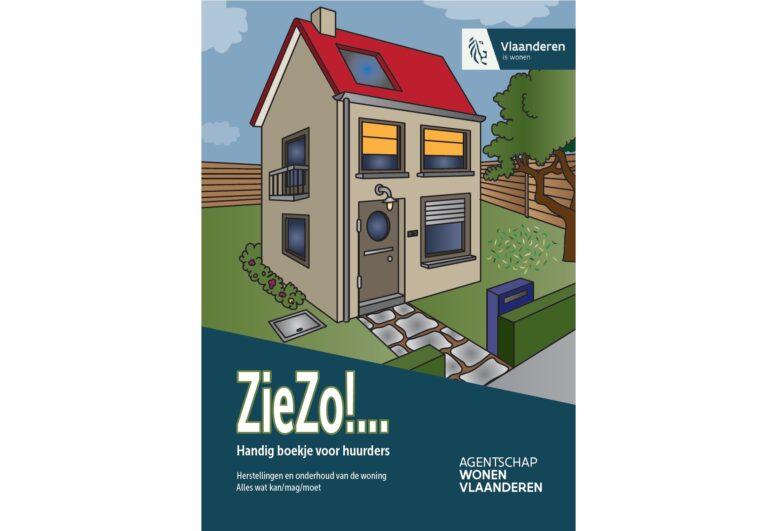 Het ZieZo! boekje – handige handleiding voor huurders!