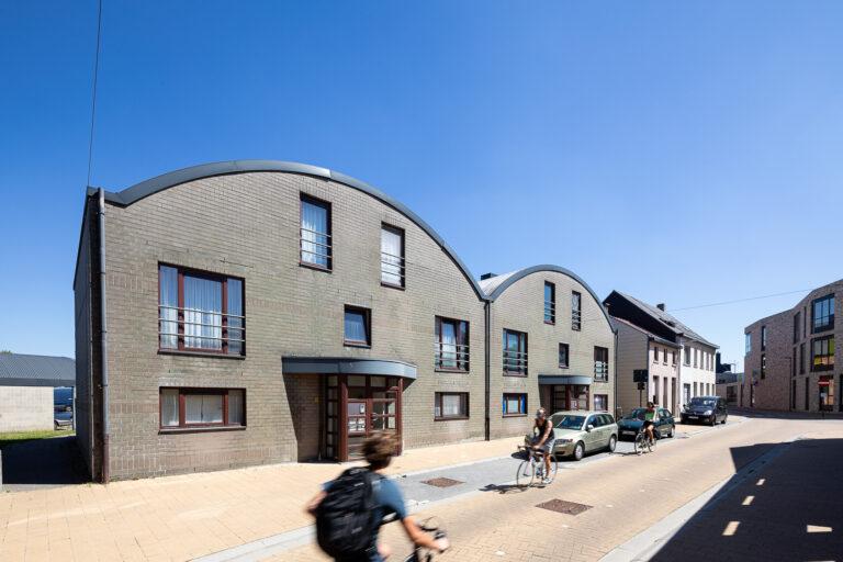Borgstraat te Sint-Amands