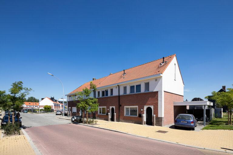 Pastoor Van Kerkhovenwijk te Sint-Amands
