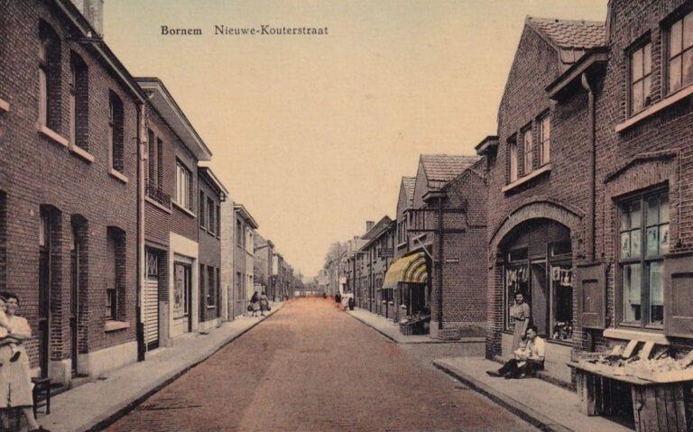 Nieuwe Kouterstraat te Bornem